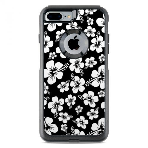 Aloha Black OtterBox Commuter iPhone 7 Plus Skin