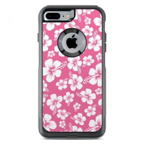 Aloha Pink OtterBox Commuter iPhone 7 Plus Skin