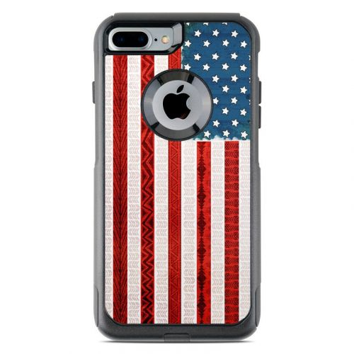 American Tribe OtterBox Commuter iPhone 8 Plus Case Skin