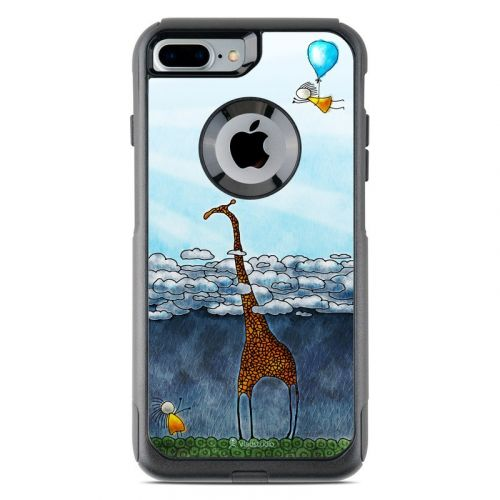 Above The Clouds OtterBox Commuter iPhone 7 Plus Skin