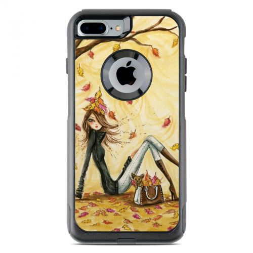 Autumn Leaves OtterBox Commuter iPhone 7 Plus Skin