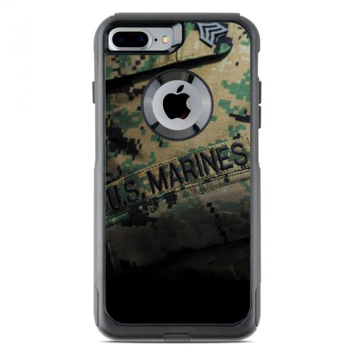 Courage OtterBox Commuter iPhone 8 Plus Case Skin