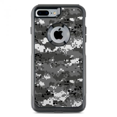 Digital Urban Camo OtterBox Commuter iPhone 7 Plus Skin