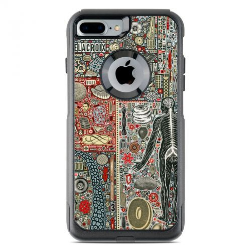 Everything and Nothing OtterBox Commuter iPhone 7 Plus Skin