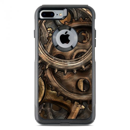 Gears OtterBox Commuter iPhone 7 Plus Skin