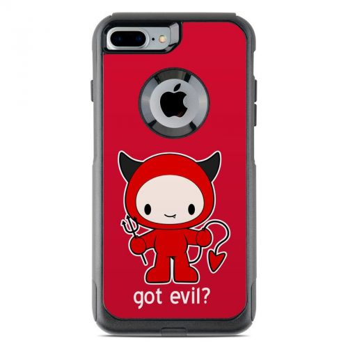 Got Evil OtterBox Commuter iPhone 8 Plus Case Skin