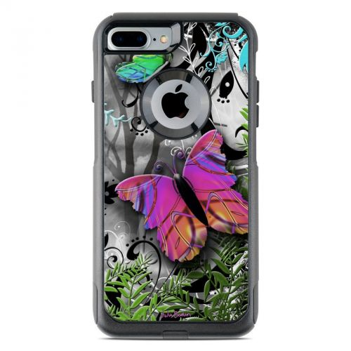 Goth Forest OtterBox Commuter iPhone 7 Plus Skin