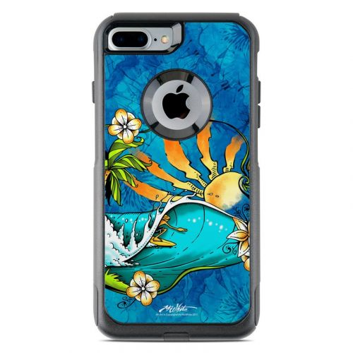 Island Playground OtterBox Commuter iPhone 8 Plus Case Skin