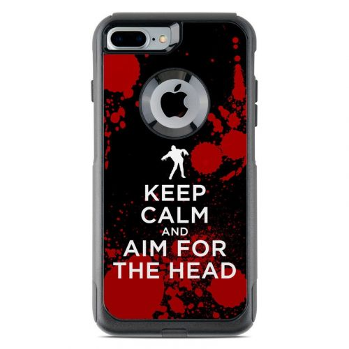 Zombie OtterBox Commuter iPhone 7 Plus Skin