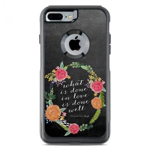 Love Done Well OtterBox Commuter iPhone 7 Plus Skin