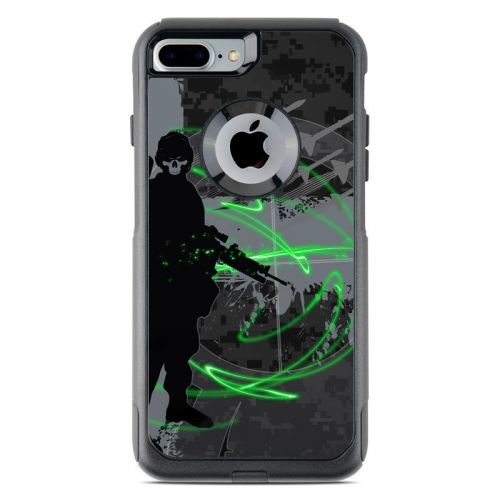 Modern War OtterBox Commuter iPhone 8 Plus Case Skin