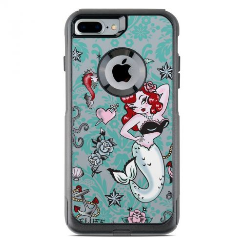 Molly Mermaid OtterBox Commuter iPhone 7 Plus Skin