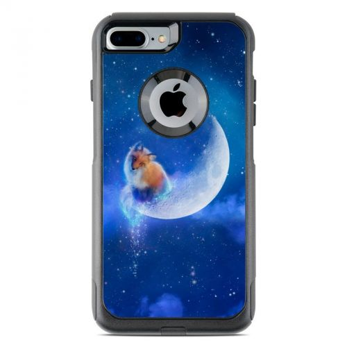 Moon Fox OtterBox Commuter iPhone 7 Plus Skin