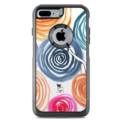New Circle OtterBox Commuter iPhone 7 Plus Skin