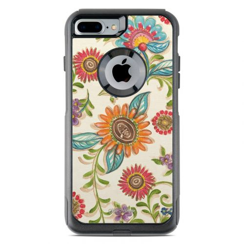 Olivia's Garden OtterBox Commuter iPhone 8 Plus Case Skin