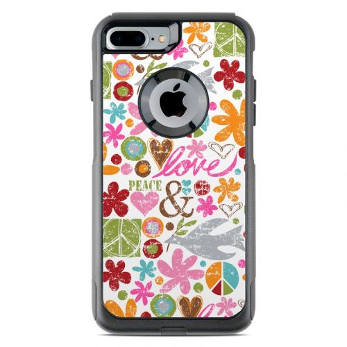 Peace Things OtterBox Commuter iPhone 8 Plus Case Skin