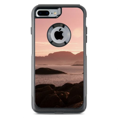 Pink Sea OtterBox Commuter iPhone 7 Plus Skin