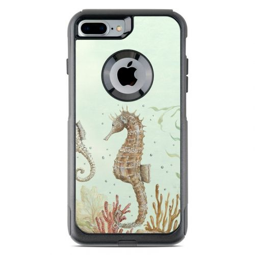 Seahorse Trio OtterBox Commuter iPhone 8 Plus Case Skin