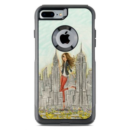 The Sights New York OtterBox Commuter iPhone 8 Plus Case Skin