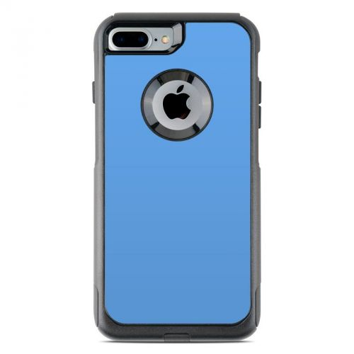 Solid State Blue OtterBox Commuter iPhone 7 Plus Skin