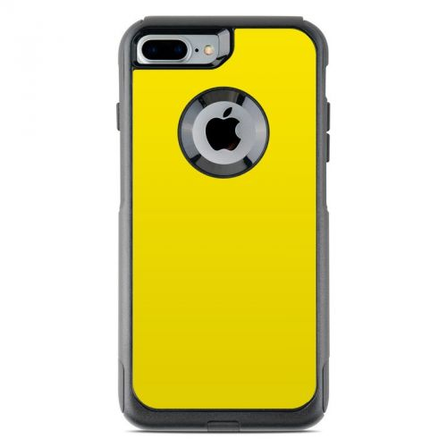 Solid State Yellow OtterBox Commuter iPhone 7 Plus Skin