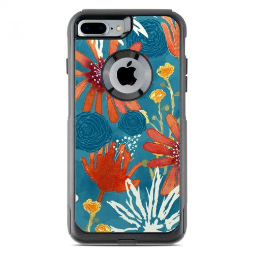 Sunbaked Blooms OtterBox Commuter iPhone 7 Plus Skin