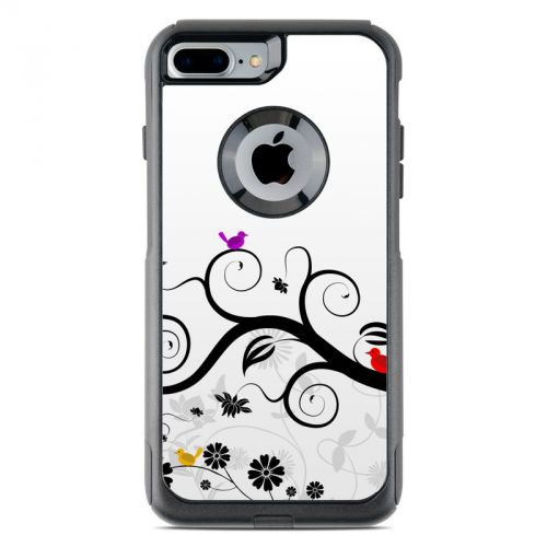 Tweet Light OtterBox Commuter iPhone 7 Plus Skin