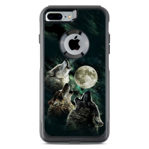Three Wolf Moon OtterBox Commuter iPhone 7 Plus Skin