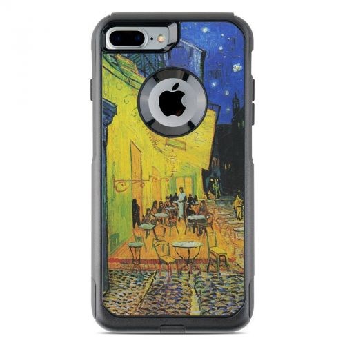 Cafe Terrace At Night OtterBox Commuter iPhone 7 Plus Skin