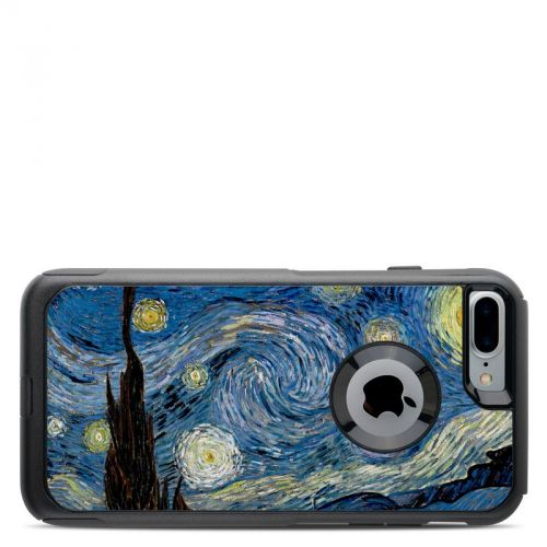 Starry Night OtterBox Commuter iPhone 7 Plus Skin