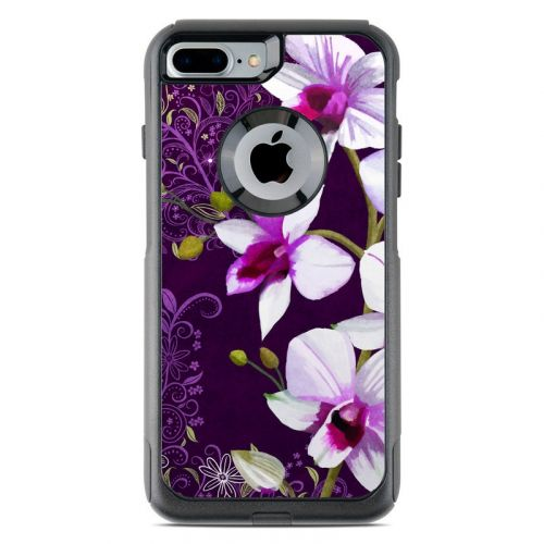 Violet Worlds OtterBox Commuter iPhone 7 Plus Skin