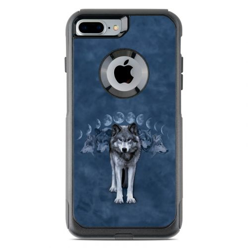 Wolf Cycle OtterBox Commuter iPhone 8 Plus Case Skin