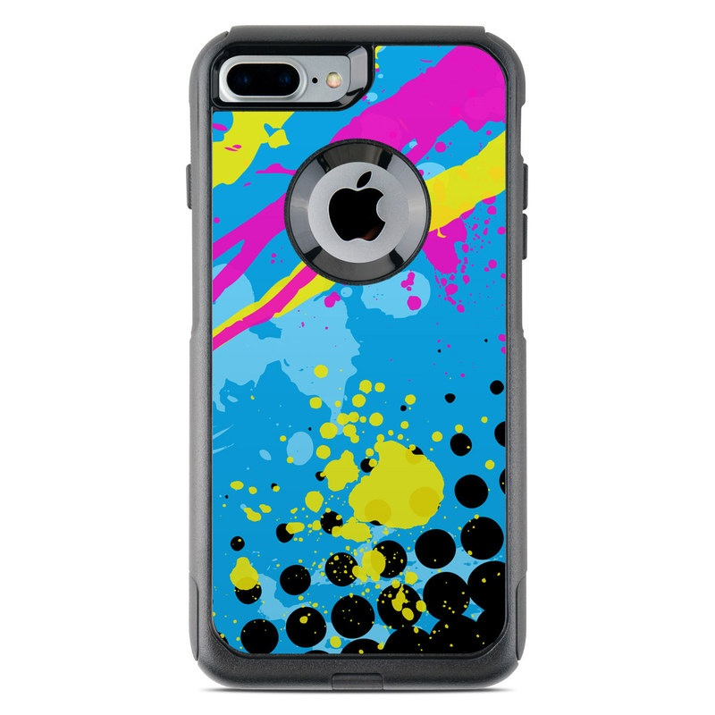 Acid OtterBox Commuter iPhone 8 Plus Case Skin