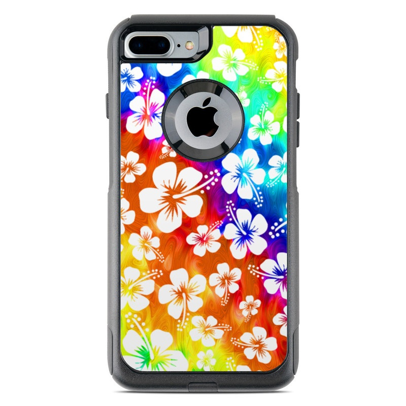 Aloha Swirl OtterBox Commuter iPhone 7 Plus Skin