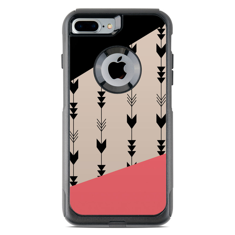 check out 0fb09 df354 Arrows OtterBox Commuter iPhone 8 Plus Case Skin