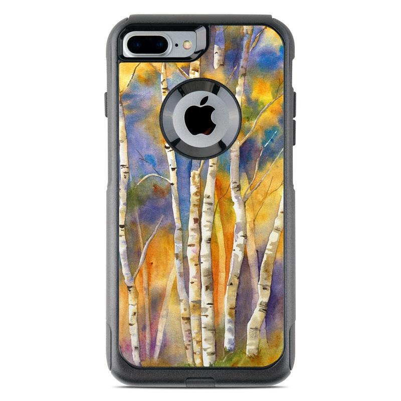 Aspens OtterBox Commuter iPhone 8 Plus Case Skin