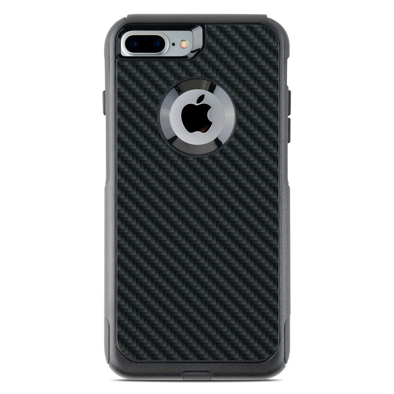 Carbon OtterBox Commuter iPhone 7 Plus Skin