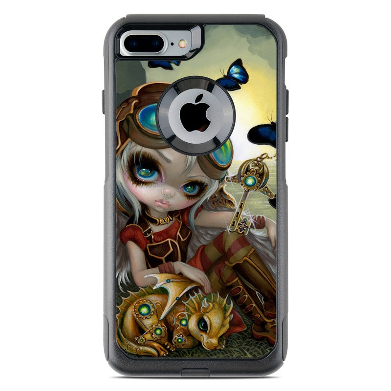 Clockwork Dragonling OtterBox Commuter iPhone 8 Plus Case Skin