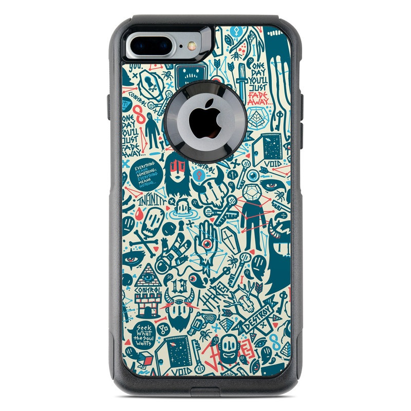Committee OtterBox Commuter iPhone 8 Plus Case Skin