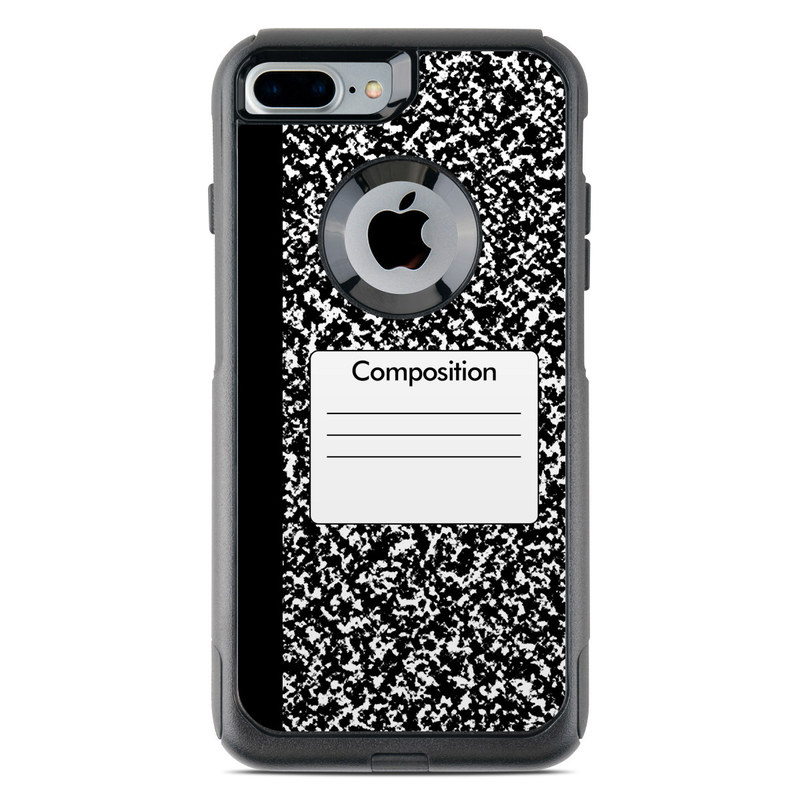 Composition Notebook OtterBox Commuter iPhone 7 Plus Skin