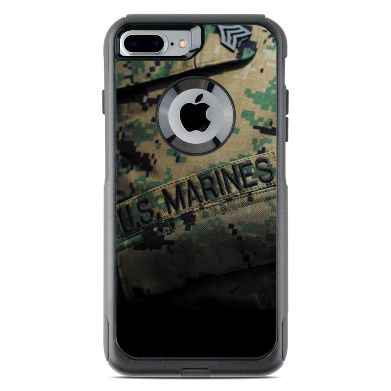 Courage OtterBox Commuter iPhone 7 Plus Skin