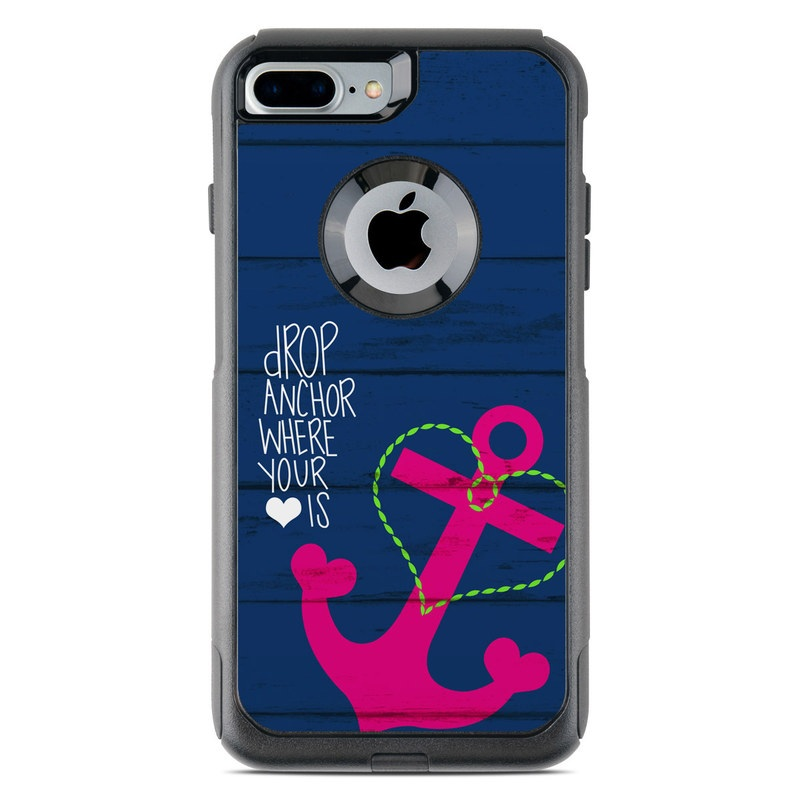 Drop Anchor OtterBox Commuter iPhone 7 Plus Skin