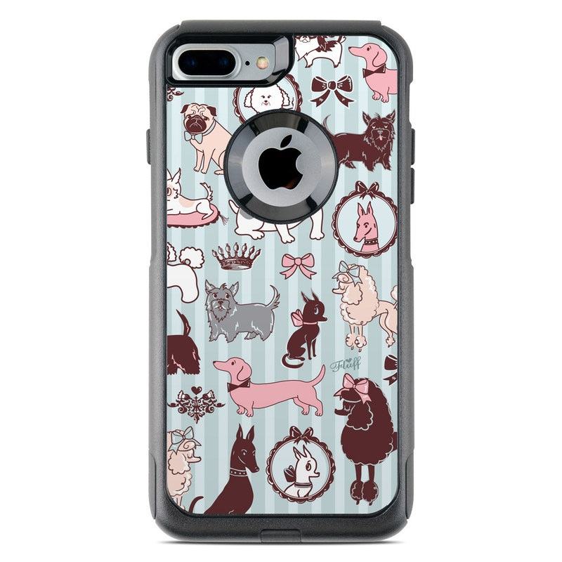 Doggy Boudoir OtterBox Commuter iPhone 7 Plus Skin