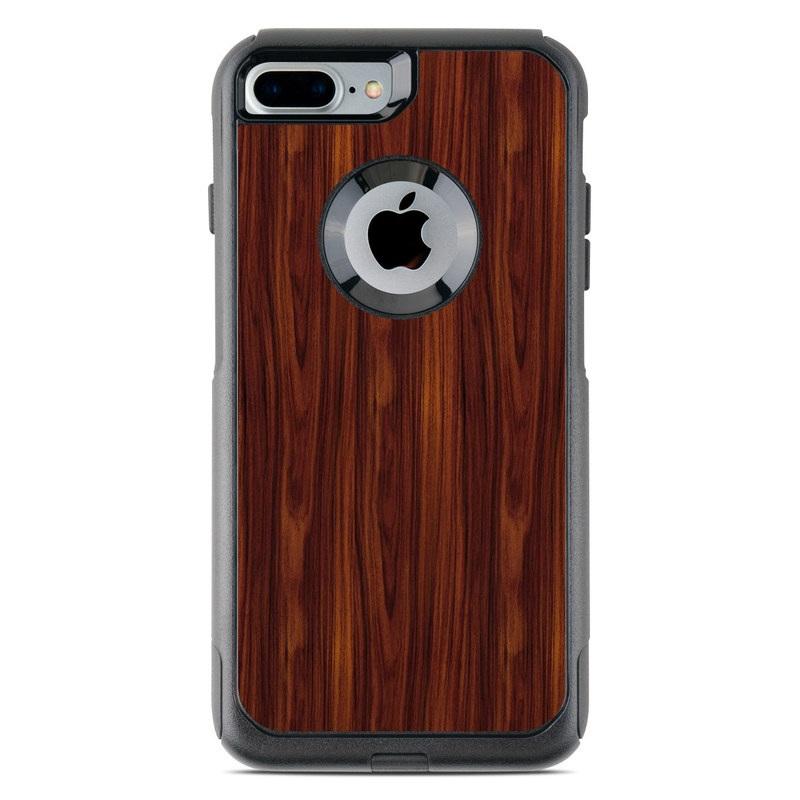 Dark Rosewood OtterBox Commuter iPhone 8 Plus Case Skin