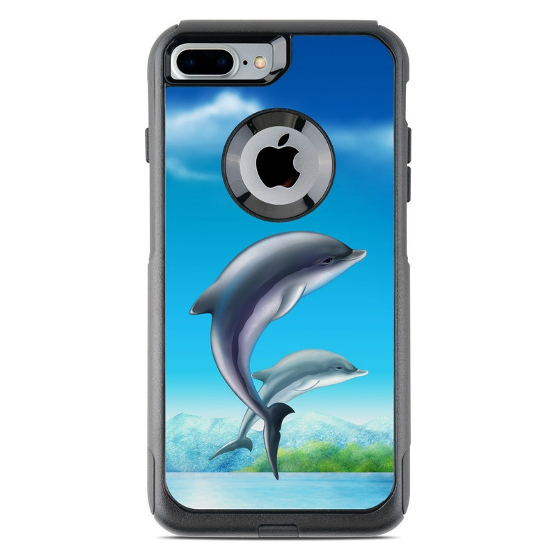 iphone 8 case dolphin
