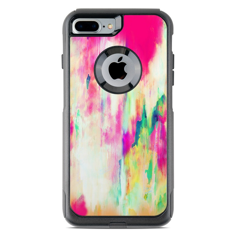 Electric Haze OtterBox Commuter iPhone 7 Plus Skin