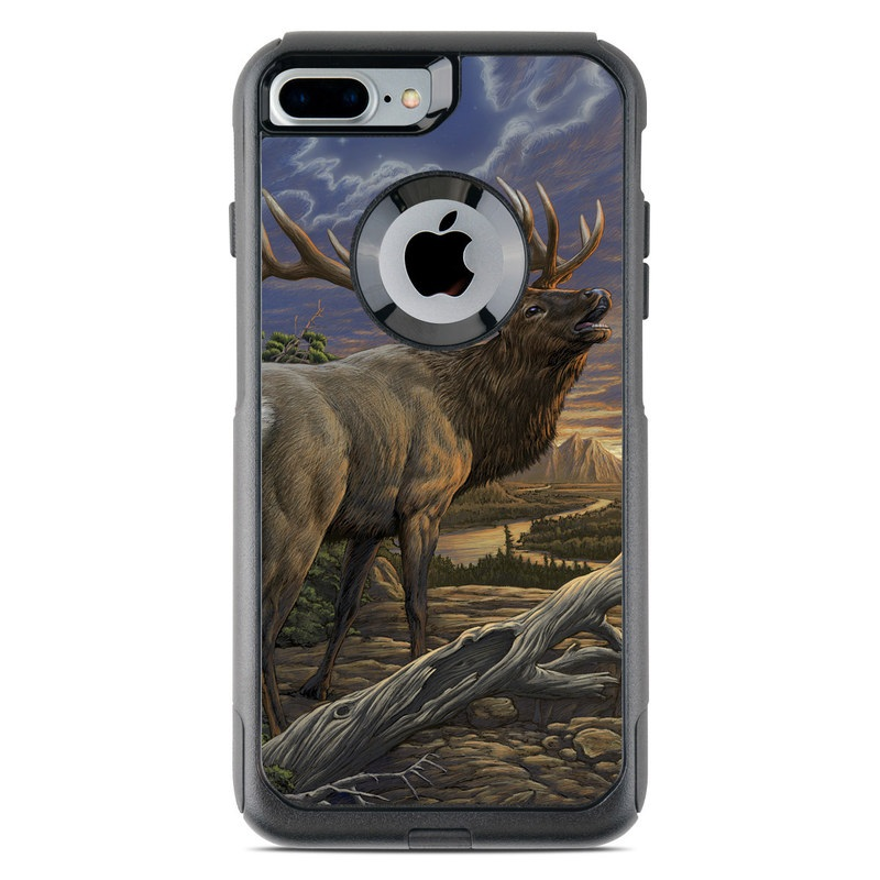 Elk OtterBox Commuter iPhone 8 Plus Case Skin