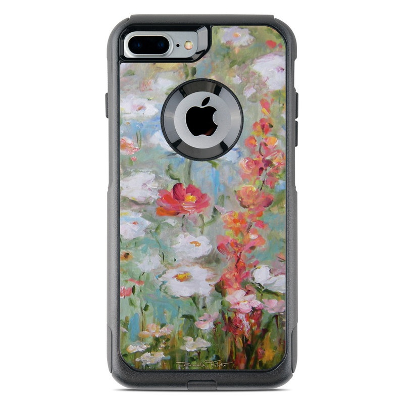 Flower Blooms OtterBox Commuter iPhone 7 Plus Skin