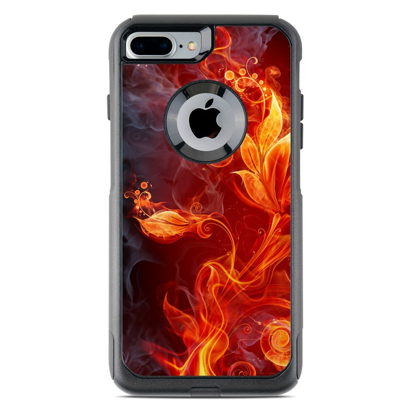 Flower Of Fire OtterBox Commuter iPhone 7 Plus Skin