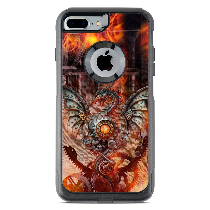 Furnace Dragon OtterBox Commuter iPhone 8 Plus Case Skin